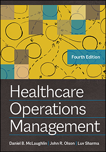 Photo of Healthcare Operations Management, Fourth Edition