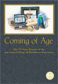 Photo of Coming of Age: The 75-Year History of the American College of Healthcare Executives