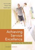 Photo of Achieving Service Excellence: Strategies for Healthcare, Second Edition