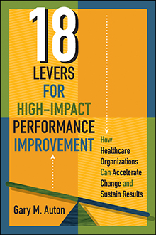 Photo of 18 Levers for High-Impact Performance Improvement: How Healthcare Organizations Can Accelerate Change and Sustain Results