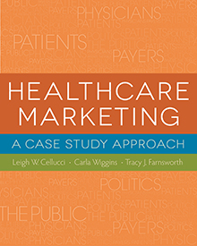 Photo of Healthcare Marketing: A Case Study Approach