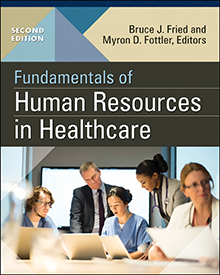 Photo of Fundamentals of Human Resources in Healthcare, Second Edition