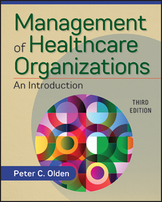 Photo of Management of Healthcare Organizations: An Introduction, Third Edition