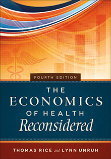 Photo of The Economics of Health Reconsidered, Fourth Edition